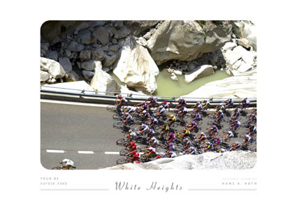 Poster: WHITE HEIGHTS (PO08001R)